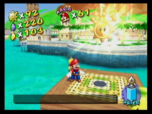 スーパーマリオ・サンシャイン攻略 青コイン攻略: WiiとPS3のブログ